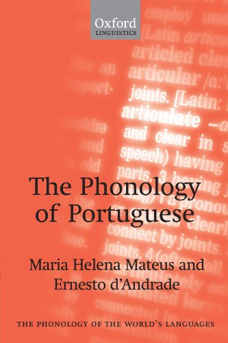 The Phonology of Portuguese (The Phonology of the World's Languages) (Phonetics Diagram compare prices)