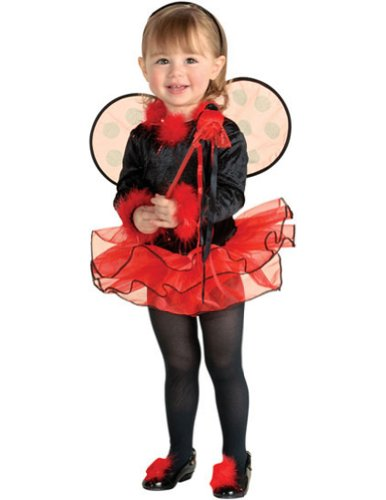 Baby-Toddler-Costume Lil Ladybug Toddler Costume Halloween Costume