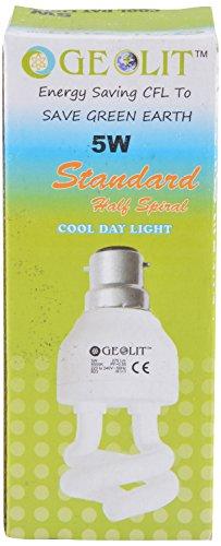 5W CFL Bulb (White)
