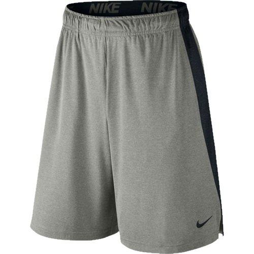 Nike 7425117-064 Dri-FIT Fly Short - Gray/Black - XXL - 742517-064-XXL