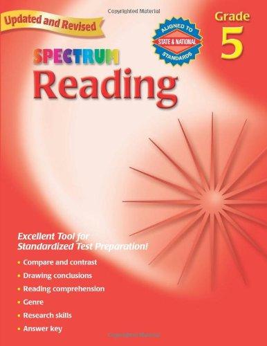 Reading, Grade 5 (Spectrum)