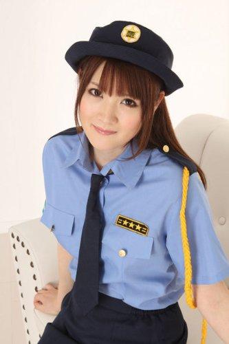 【激安コスプレ衣装】愛のスピード違反 小道具一式全部セット!ポリス制服・婦人警官・警察官