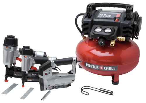 PORTER-CABLE PCFP12234 3-Tool Combo Kit image
