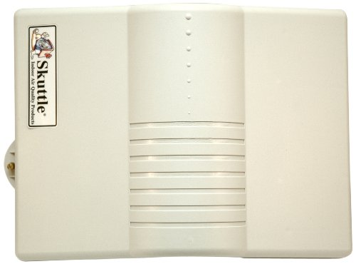 Skuttle A00-0641-170 Front cover for 2001, 2101 Humidifier, white - 1