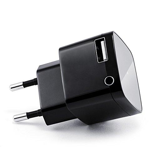 kaufen CSL Bluetooth Receiver (Audio-Empfänger) mit USB Ladeanschluss | schnurloser- / kabelloser Musikadapter | Bluetooth Audio-Receiver | für Bluetooth Audiogeräte (Smartphone/Tablet / HiFi Anlage / Autoradio) | Bluetooth V2.1 + DER | 3,5mm Klinke Buchse | A2DP und AVRCP | bis zu 10m Reichweite | kabelloses Musikstreaming | integrierter Akku