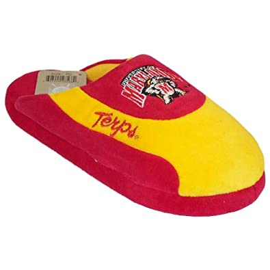 Comfy Feet Maryland Terrapins 07 Slippers by Comfy Feet