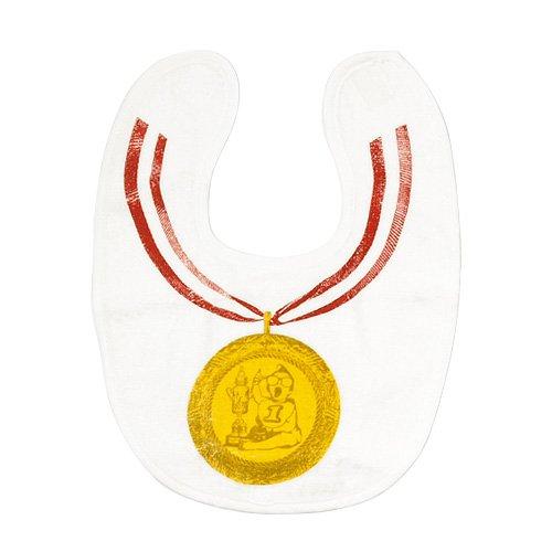 Floyd × amabro BAB [よだれかけ] MEDAL メダル