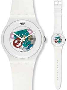 Swatch-White-Lacquered-Ladies-SUOW100