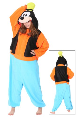 Goofy Kigurumi - Adults Costume