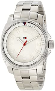 Tommy Hilfiger Women's 1781227 Sport Bracelet White Bezel Watch