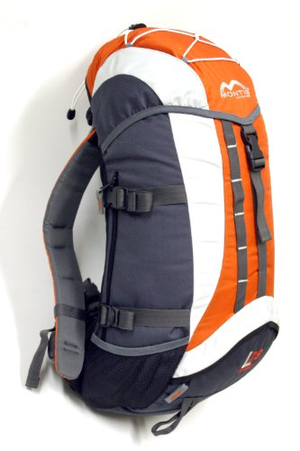 MONTIS SPEED 28, sports, hiking and cycling backpack, 28 l, 56 x 30, 1300 g