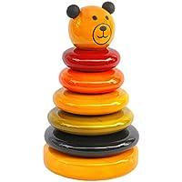 Maya Organic wooden stacker toy - Cubby