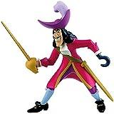 12651 - BULLYLAND - Walt Disney Peter Pan - Figurine Capitaine Crochet