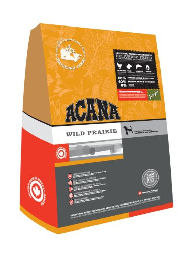 Dog Food: Acana Wild Prairie Grain-Free Dry Dog Food, 29.7lb