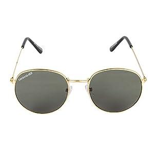 Danny Daze D-2601-C7 Round Sunglasses