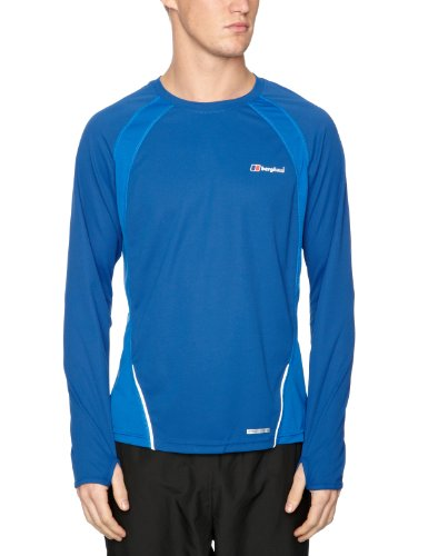 Berghaus Men's Active Longsleeve Crew Neck Close Fit Baselayer