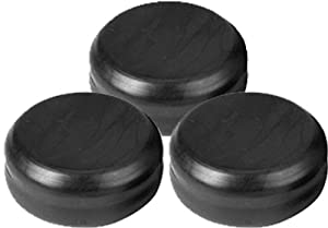 Stiga 3 Pack Hockey Pucks by Stiga
