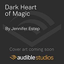 Dark Heart of Magic: Black Blade, Book 2 (       UNABRIDGED) by Jennifer Estep Narrated by Brittany Pressley