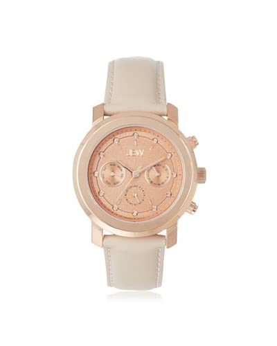 JBW Women's J6276E Nude/Rose Gold Stainless Steel Watch