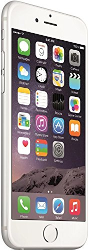 Apple iPhone 6 Smartphone, Argento [Italia]
