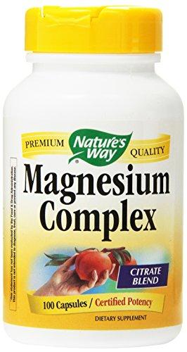 Way magnésium complexes, 100 Capsules de la