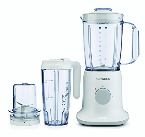 Kenwood-BL237-3-in-1-Blender-with-Smoothie-to-Go-1-L-350-W-White