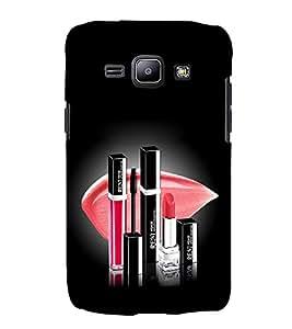 EPICCASE Feminine Mobile Back Case Cover For Samsung Galaxy J1 (Designer Case)