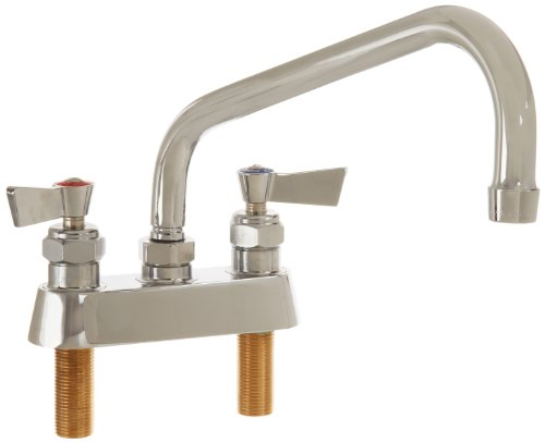 Fisher 3512 Deck Mount Faucet With 10 Swing Spout 4 General General