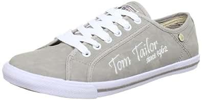 TOM TAILOR Catania 613300, Damen Sneaker, Beige (taupe 20), EU 38