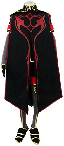 Going (Tales Of Abyss Costumes)