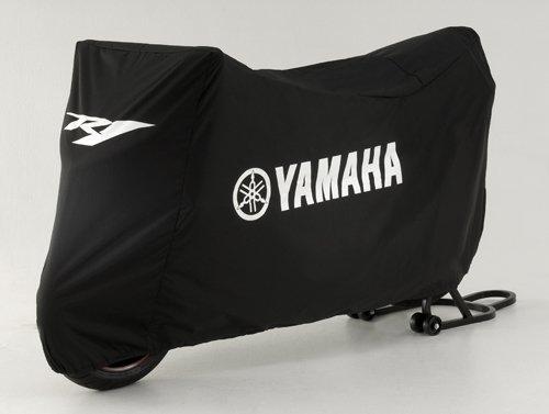 Yamaha ABA-4C828-00-00 Black Bike Cover for Yamaha YZF-R1 (Motorcycle Covers Yamaha compare prices)