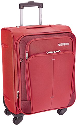 American Tourister Crete Polyester 55cms Rust Softsided Carry-On (49W (0) 12 001)