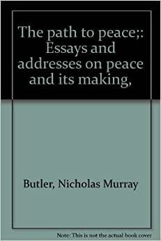 the path to peace essay