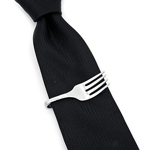 edelstahl-kies-gabel-krawattenklammer-kellner-das-essen-im-restaurant-kuchenchef