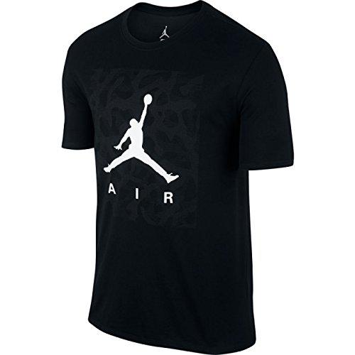 Men's Jordan Elephant Camo Dri-FIT T-Shirt Black 2X-Large