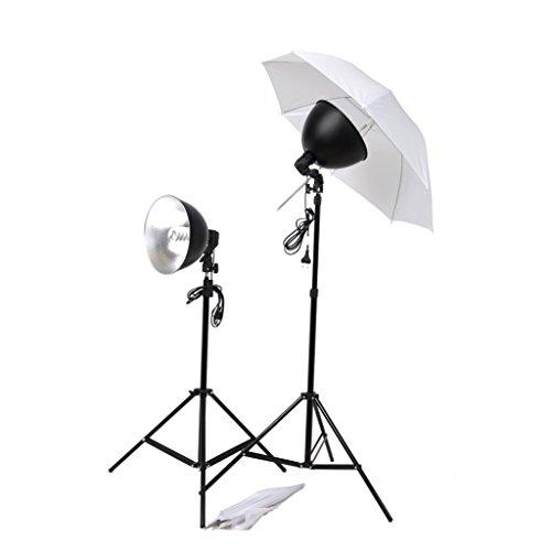 Kit studio 2 lampes daylight & accessoires