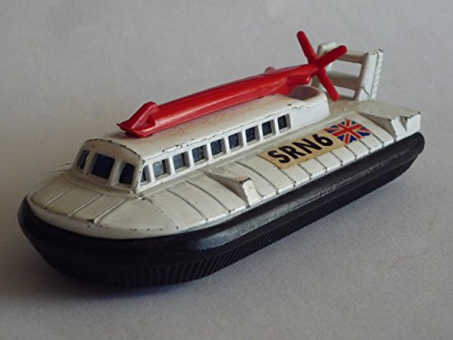 "MATCHBOX 1972 ""SUPERFAST"" MB72-B Hovercraft - 1"