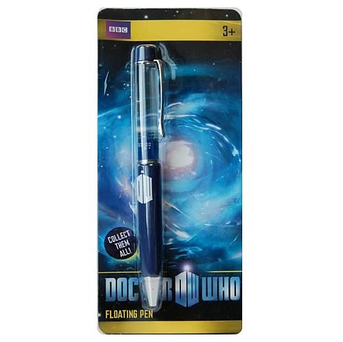 Doctor Who Adipose Floating Pen