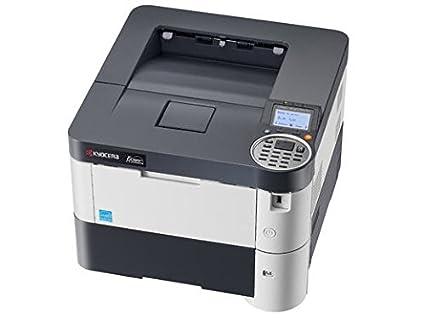 Kyocera - FS-2100DN - Imprimante - monochrome - Recto-verso - laser - A4 Legal - 1200 ppp - jusqu'à 40 ppm - capacité : 600 feuilles - USB 2.0, Gigabit LAN, hôte USB - alimentation
