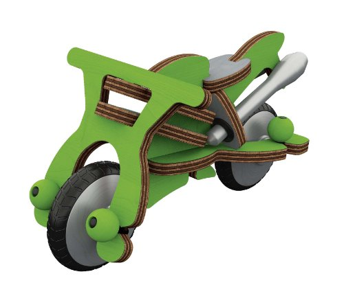 Kids Preferred Buildex Speed Machines Speed Drifter Street Bike - 1
