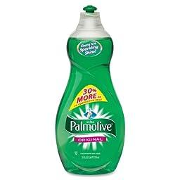 Palmolive Original Dishwashing Detergent - Liquid Solution - Green