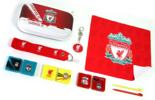 Mad Catz NDS Lite Liverpool FC Starter Kit 1 (Nintendo DS)