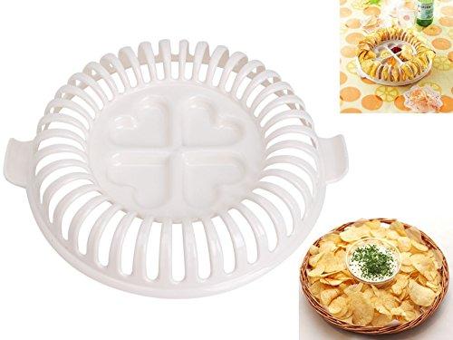 Image of Mikrowellen Kartoffel- Chips- Maker