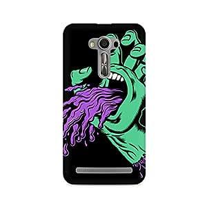 Mobicture Monster Hand Premium Printed Case For Asus Zenfone 2 Laser ZE550KL