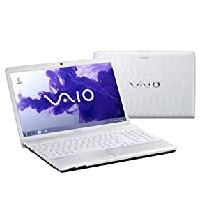 "Sony VAIO EH3K1E/W - Ordenador portátil de 15.5"" (4 GB de RAM, 2.3 GHz, Core_i3_2350M, Windows 7 Edition Home Premium, 640 GB de disco duro) - teclado QWERTY Español"