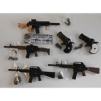 ガン THE銃 Part 23 アサルトカスタム編 全6種 ジュウ 護身銃 :全6種 1 自動小銃タイプ A/SK 05-21 2 自動