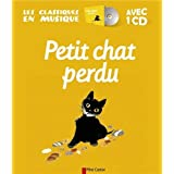 Petit chat perdu (1CD audio)par Natacha
