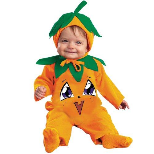 Little Pumpkin Pie Costume