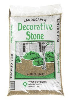Oldcastle Kolorscape 40200010-RDC06 Yardright Select Landscape Stone Pea Gravel, 0.5 Cubic Feet