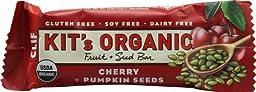 Clif Kit\'s Organic Bars - Cherry & Pumpkin Seed - 1.7 OZ